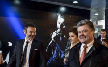 Порошенко отреагировал на заявление Вакарчука