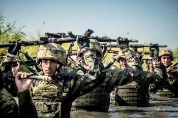 За стандартами НАТО. В Україні ввели нові військові звання