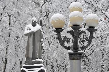 У Києві зламалися нові ліхтарі, які встановили замість виготовлених у 1950-х роках