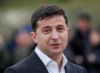 Зеленский отреагировал на обыски на телеканале 1+1