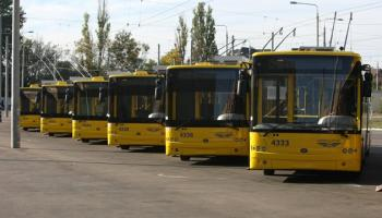 Президент вимагає, аби в містах збільшили кількість громадського транспорту