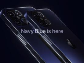 iPhone 12 в новому кольорі показали на рендерах