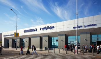 Египет принял первых украинских туристов после трехмесячного перерыва