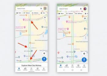 На Google Картах з'являються світлофори