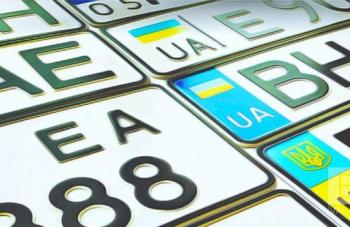 В Україні припинили видачу автомобільних номерів: що відбувається
