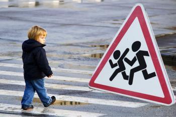 44 ДТП за участі дітей сталося з початку року на Черкащині