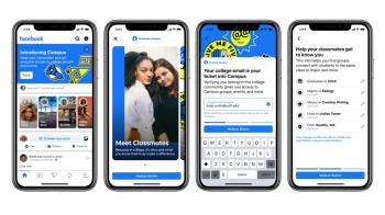 Facebook створила Campus – нову соцмережу виключно для студентів