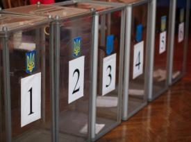 Вибори-2020: сьогодні в Україні завершується агітація