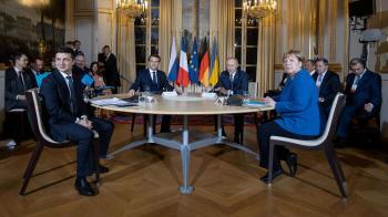 Нормандские переговоры: Продолжат после инаугурации Байдена