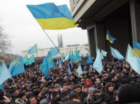 Сегодня Украина отмечает День сопротивления оккупации Крыма и Севастополя. Как это было