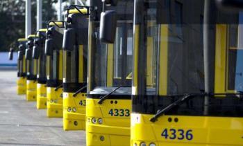 Медики и соцпрацівники в Черкассах не платитимуть за проїзд в тролейбусах