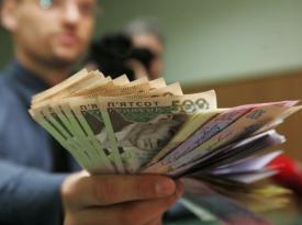 В Украине за период локдауна уменьшилась средняя зарплата: какие сферы пострадали
