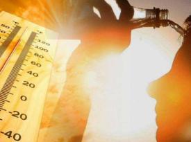 В Украине будет ещё две волны экстремальной жары