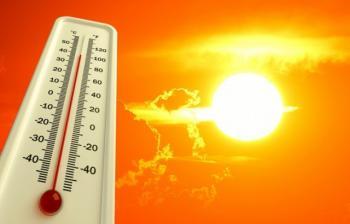Наприкінці тижня в Україні прогнозують до +37°С