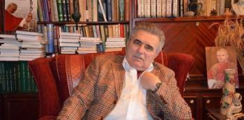 Помер письменник і літературознавець Григорій Штонь