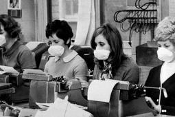 Как не заразиться гриппом в офисе