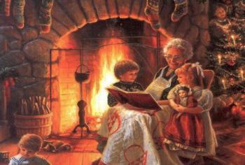 Рождественская сказка от Пауло Куэльо