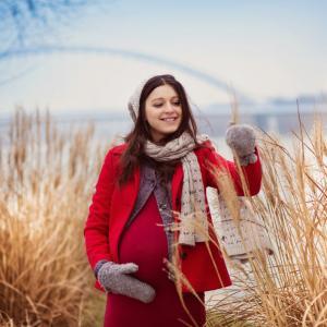 Беременность: 5 способов наладить связь со своим ребенком