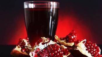 Гранатовый сок и финики предотвращают сердечный приступ
