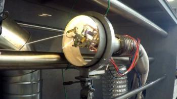 Ученые создали робота, который сваривает трубы внутри трубопроводов (ФОТО, ВИДЕО)