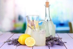 Лимонад из лаванды: волшебный рецепт от стресса и головной боли