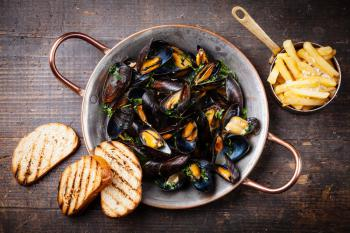 Какие морепродукты наиболее опасны для здоровья