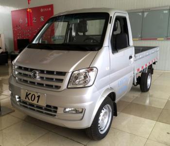 Самый дешевый китайский грузовик в мире
