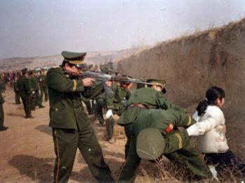 С 2000 года в Китае за коррупцию расстреляно 10 тысяч чиновников
