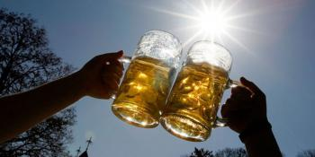 Особенности употребления алкоголя в летний период