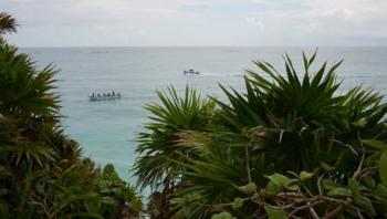 В Карибском море обнаружены пещеры с уникальными христианскими граффити