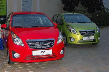 Марка автомобилей Daewoo уходит с украинского рынка