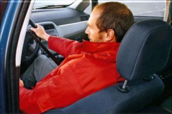 ТОП-13 ошибок водителя