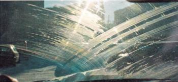 Как сохранить авто от мушек и жучков на трассе