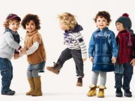 Как правильно выбрать детскую обувь на весну?