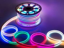 Какие преимущества LED неона перед традиционным неоном?