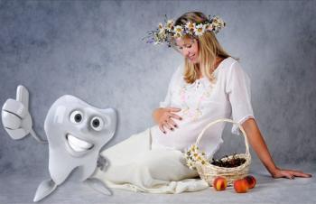 Существует ли опасность лечения зубов во время беременности