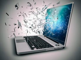 10 шкідливих звичок, які вбивають ноутбук