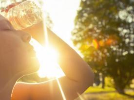 Принципи першої долікарської допомоги при тепловому ударі