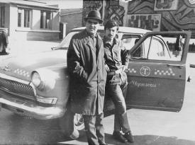 Машини з шашечками: перші таксі з'явились у Черкасах понад 100 років тому