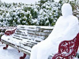 9 способів зігрити ноги в зимку